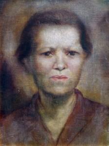 портрет на майка ми1939