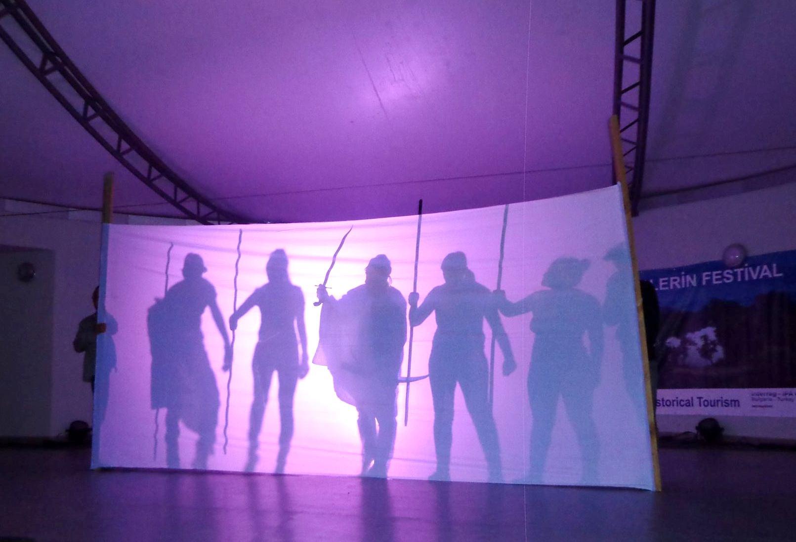 Фестивал на легендите  и еко тур в Странджа предизвика огромен интерес
